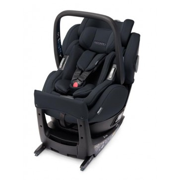Recaro - Child seat Reboarder 2in1 Salia Elite, Prime Mat black