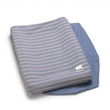 Elodie - Changing Pad Cover - Sandy Stripe