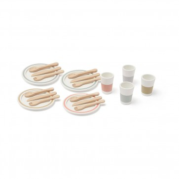 Kid's Concept - Dinnerware 4 play set BISTRO