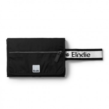 Portable Changing Pad - Off Black