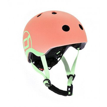 Children helmet Scoot&Ride - Peach
