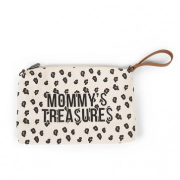 Childhome Mommys Treasures - Canvas Leopard