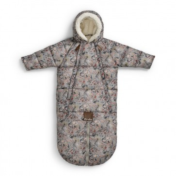 Baby Overall - Vintage Flower