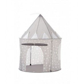 Play tent Star new grey