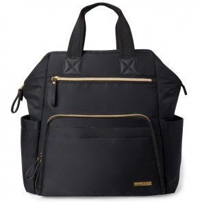 Main Frame Wide Open Backpack - Black