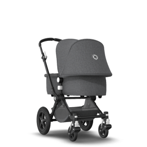 Bugaboo Cameleon 3 Plus grey melange and black chassis