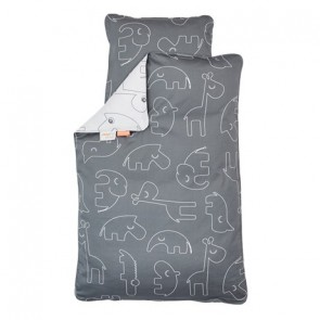 Sleepy Bedlinen, Grey