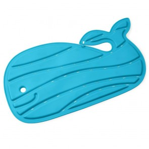 Moby New Bath Mat Blue