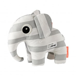 Soft toy, Elphee, grey