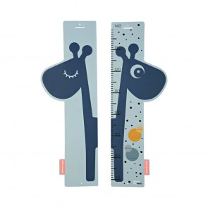 Height measurer, Raffi, blue