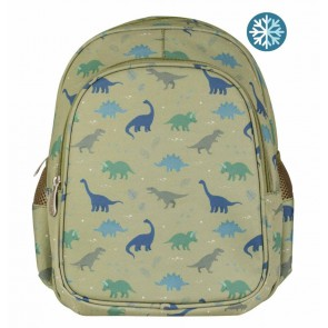 Insulated backpack - Dinosaurs