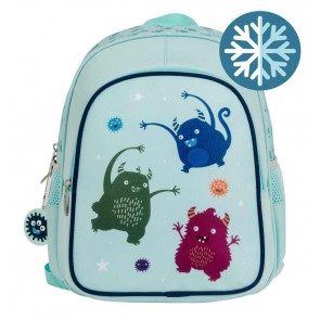 Insulated backpack - Monsters