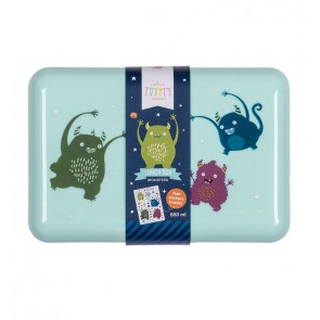 Lunch box - Monsters