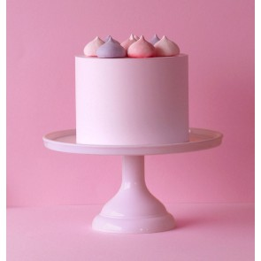 Cake stand Small - pink