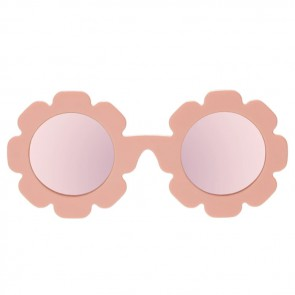 Blue Series Flowers Sunglasses - The Flower Child