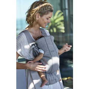 BabyBjörn carrier - Mini, light grey