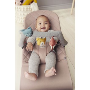 BabyBjörn - Toy for Bouncer - Soft friends