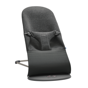 BabyBjörn Bouncer Bliss - Charcoal grey