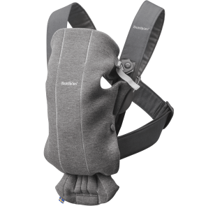 BabyBjörn Carrier - Mini, dark grey