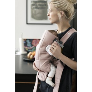BabyBjörn carrier  - Mini, Dusty pink