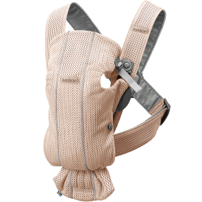 BabyBjörn carrier  - Mini, pearly pink