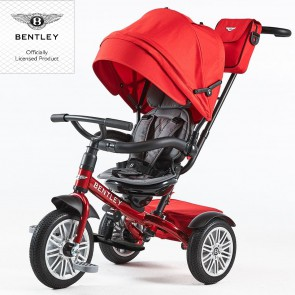 Bentley Trike Dragon red