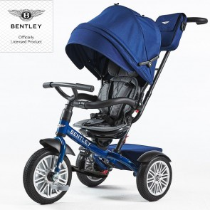 Bentley Trike sequin blue