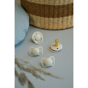 BIBS - Pacifers Try-it Collection, Ivory