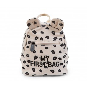 Childhome - kids backpack My first bag, leopard