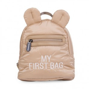 Childhome -  My first bag, Puffered Beige