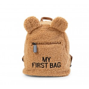 Childhome - kids backpack My first bag, Teddy
