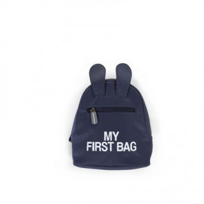Childhome - kids backpack, My first bag, navy