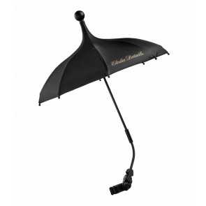 Stroller Parasol - Brilliant Black