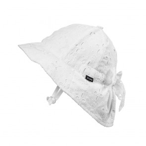 Sun Hat - Embroidery Anglaise