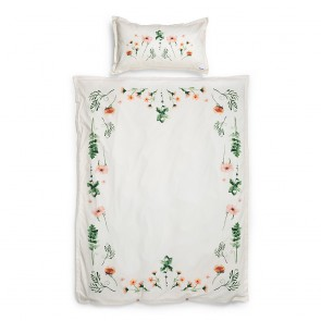 Crib Bedding Set - Meadow Flower