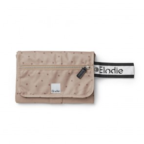 Elodie - Portable Changing Pad - Northern Star Terracotta