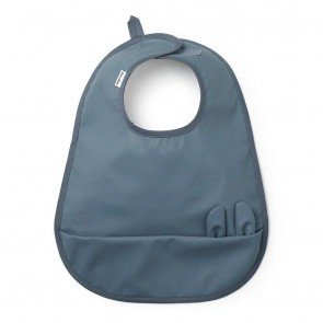 Baby Bib - Tender Blue