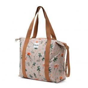 Elodie - Changing Bag - Soft Shell  Meadow Blossom
