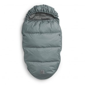 Elodie - Light Down Footmuff - Deco Turquoise