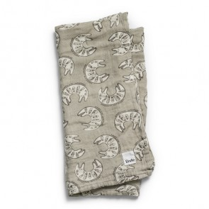 Elodie - Bamboo Muslin Blanket -  Kindness Cat