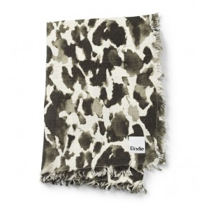 Soft Cotton Blanket - Wild Paris