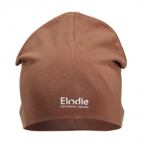 Logo Beanies - Burned Clay