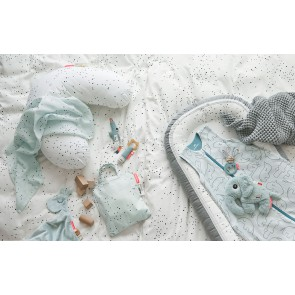 Swaddle, 2-pack, Dreamy dots, blue
