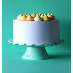Cake stand Wave – mint