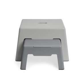 Skip Hop - Double-Up Step Stool - Grey