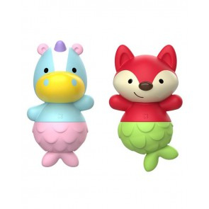 Skip Hop - Zoo Mix & Match Flippers- Unicorn/Fox