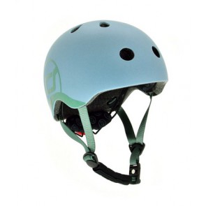 Children helmet Scoot&Ride - Steel