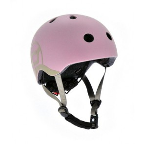 Children helmet Scoot&Ride - Rosa