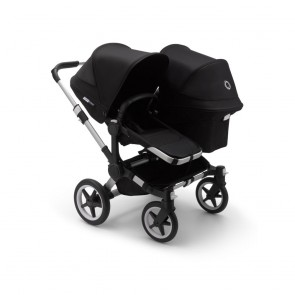 Bugaboo Donkey 3 Duo ALU/ALL BLACK
