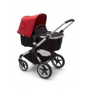Bugaboo Fox 2 ALU/BLACK-RED